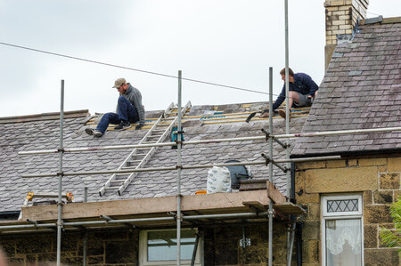 Wirral Roofers on Roof